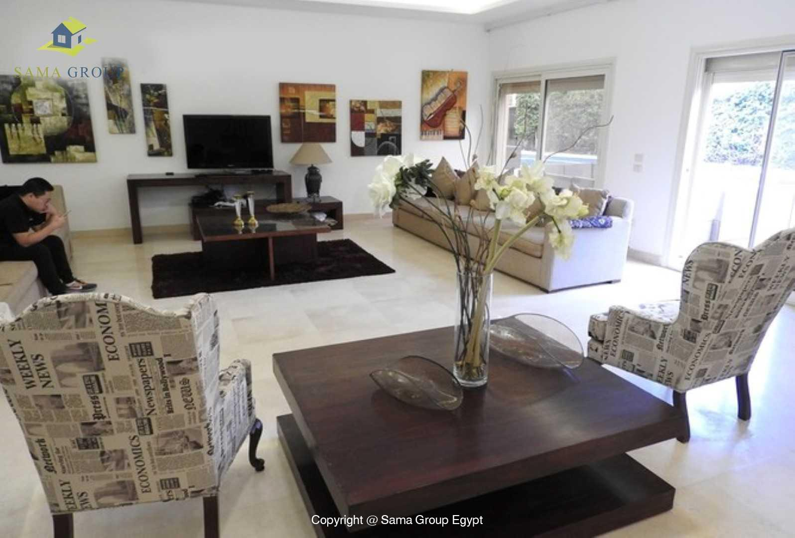 Twin House For Rent In New Cairo