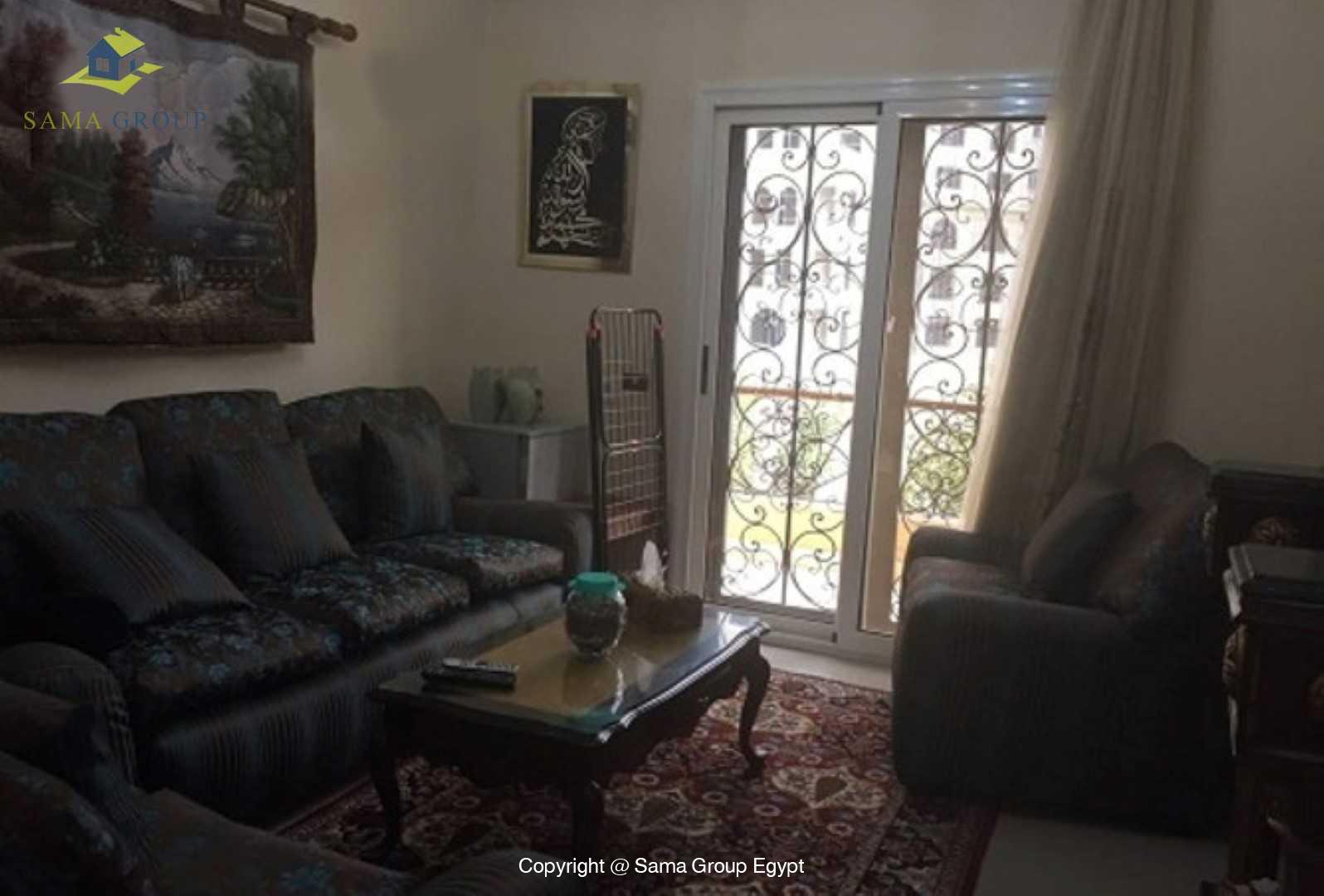 Twin House For Rent In New Cairo In Moon Valley,Furnished,Twin House NO #5
