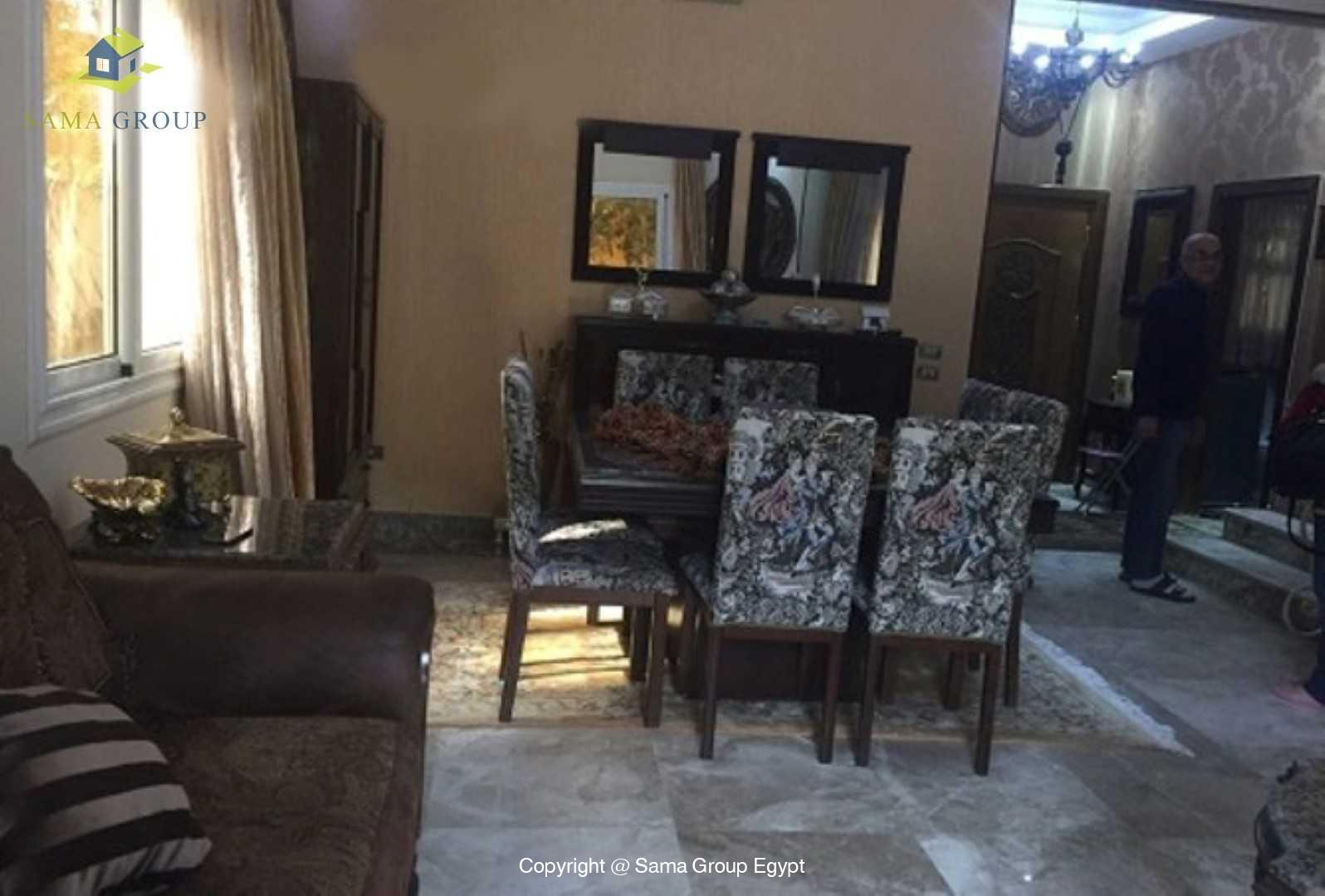 Twin House For Rent In New Cairo In Moon Valley,Furnished,Twin House NO #3