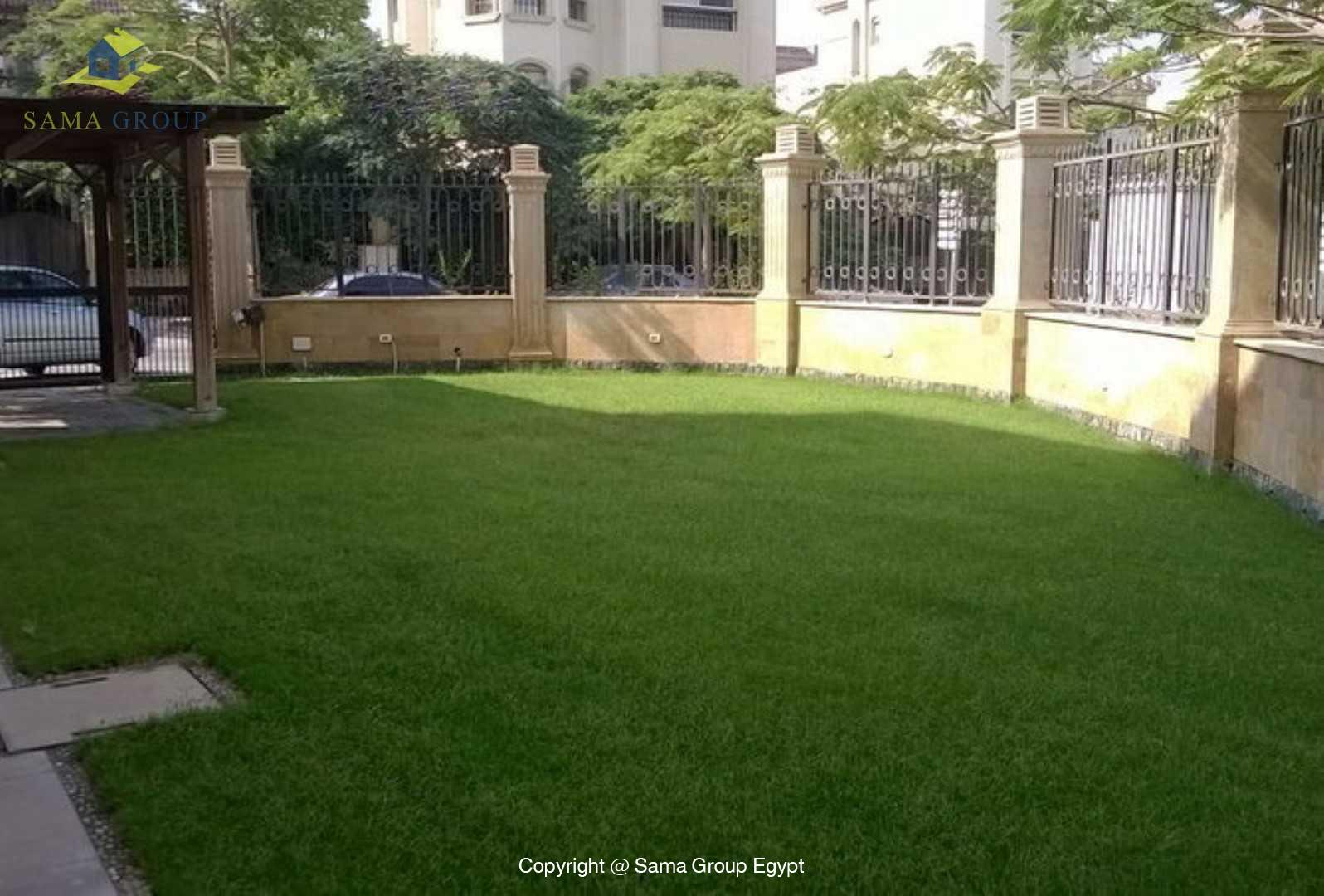 Twin House For Rent In New Cairo Katameya Residence,Semi furnished,Twin House NO #1