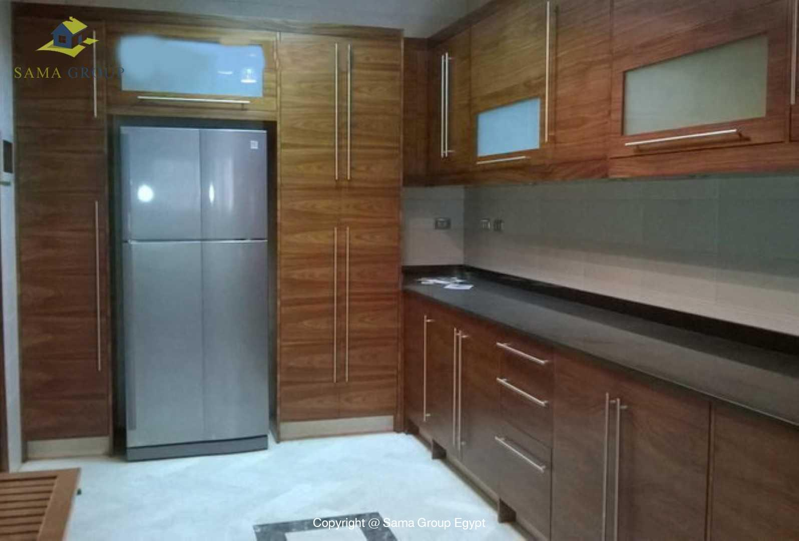 Twin House For Rent In New Cairo Katameya Residence,Semi furnished,Twin House NO #6