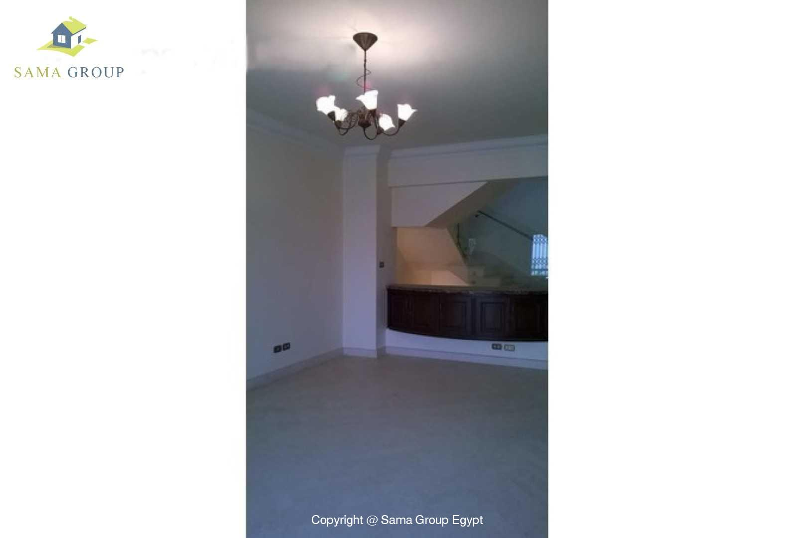Twin House For Rent In New Cairo Katameya Residence,Semi furnished,Twin House NO #5