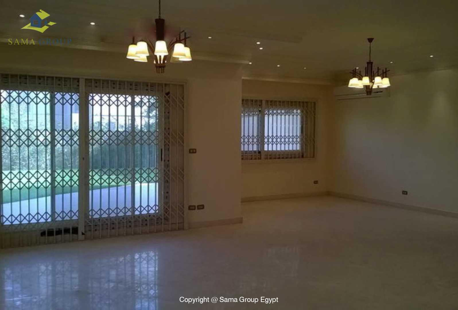 Twin House For Rent In New Cairo Katameya Residence,Semi furnished,Twin House NO #3