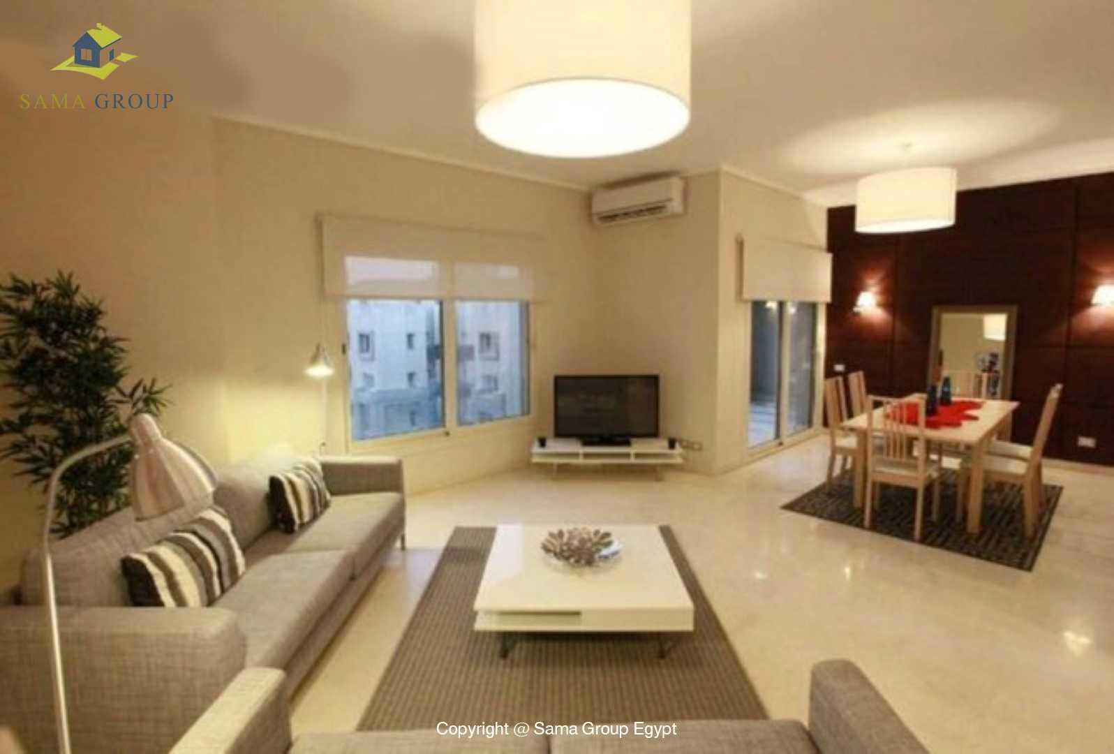 Apartment For Rent In New Cairo Compounds Village Gate,Modern Furnished,Apartment NO #1