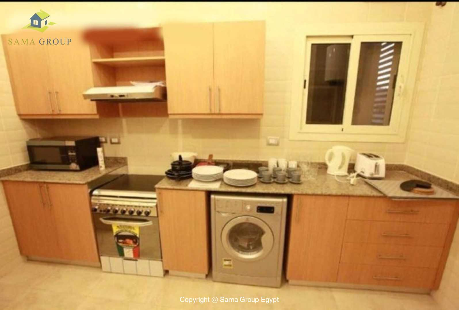 Apartment For Rent In New Cairo Compounds Village Gate,Modern Furnished,Apartment NO #5