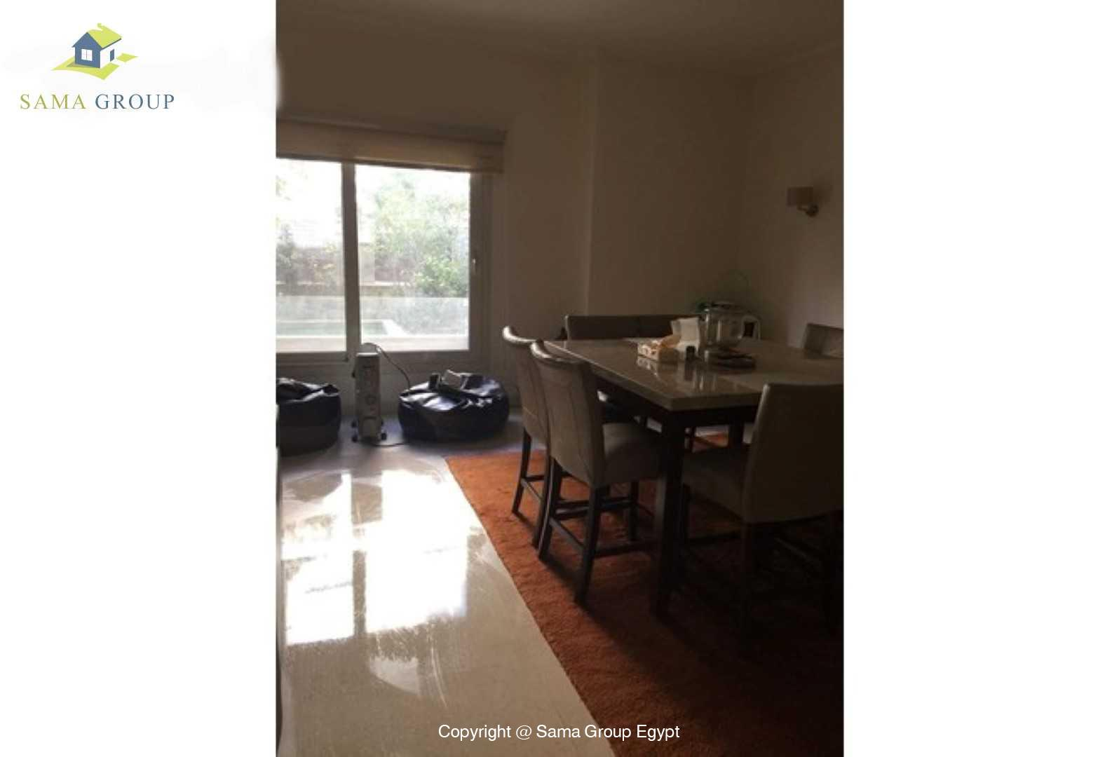 Ground Floor For Rent In New Cairo The Village,Modern Furnished,Ground Floor NO #6