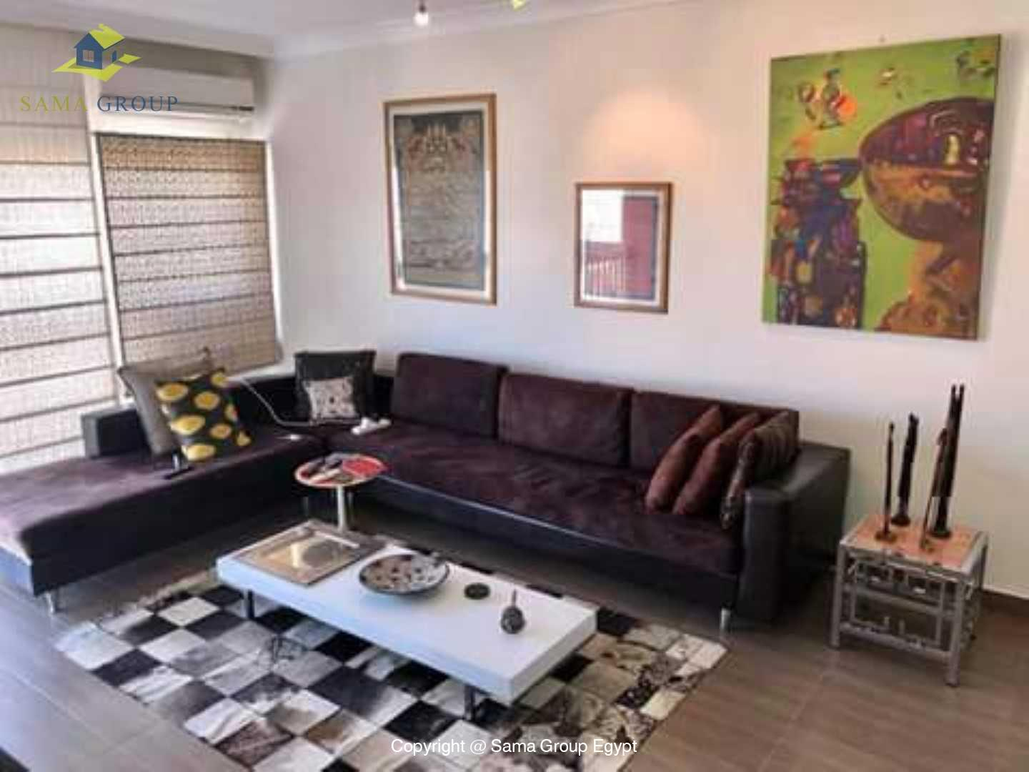New Furnished Apartment For Rent In Quiet Location In Maadi Cornish El Nile