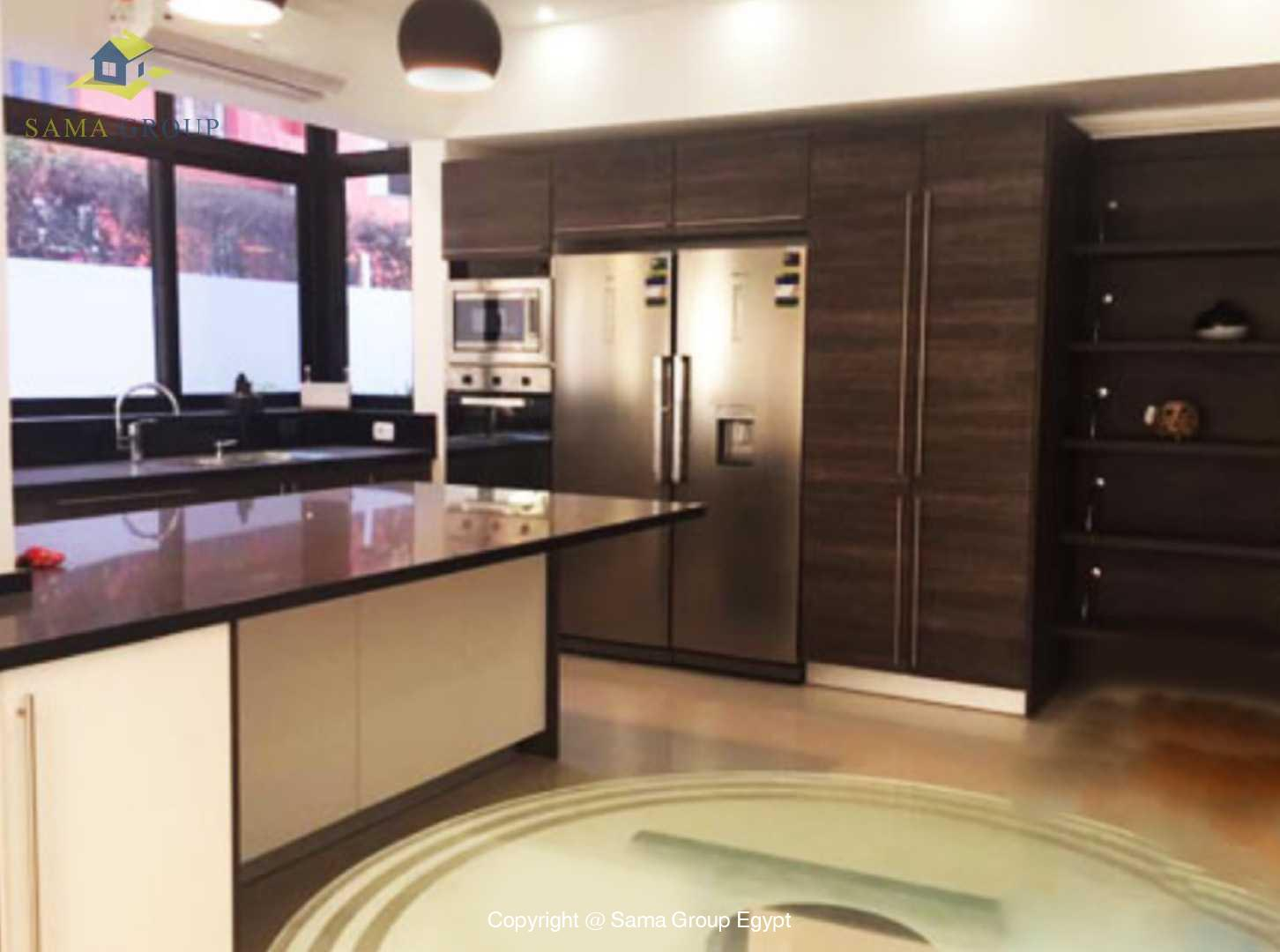 Brand New Ground Floor For Rent In Maadi,Modern Furnished,Ground Floor NO #1