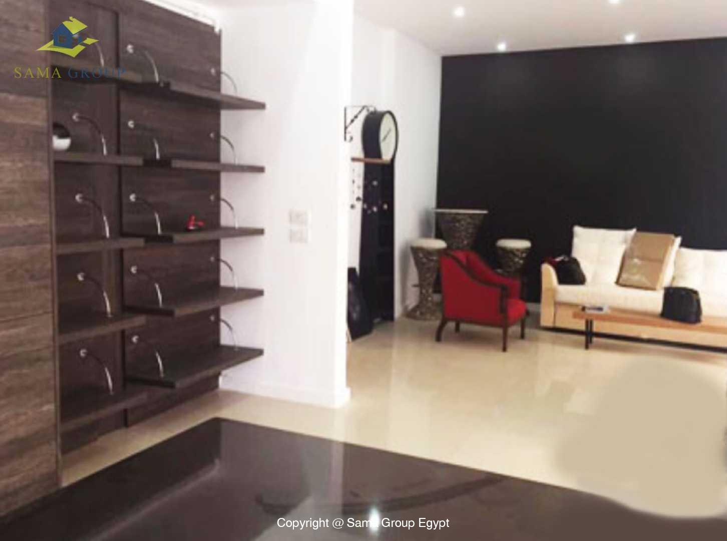 Brand New Ground Floor For Rent In Maadi,Modern Furnished,Ground Floor NO #3