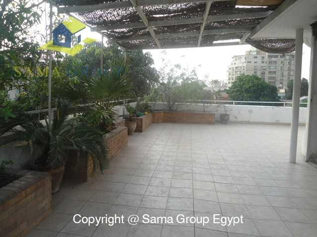 Roof top For Rent In Maadi,Furnished,Roof Top NO #15