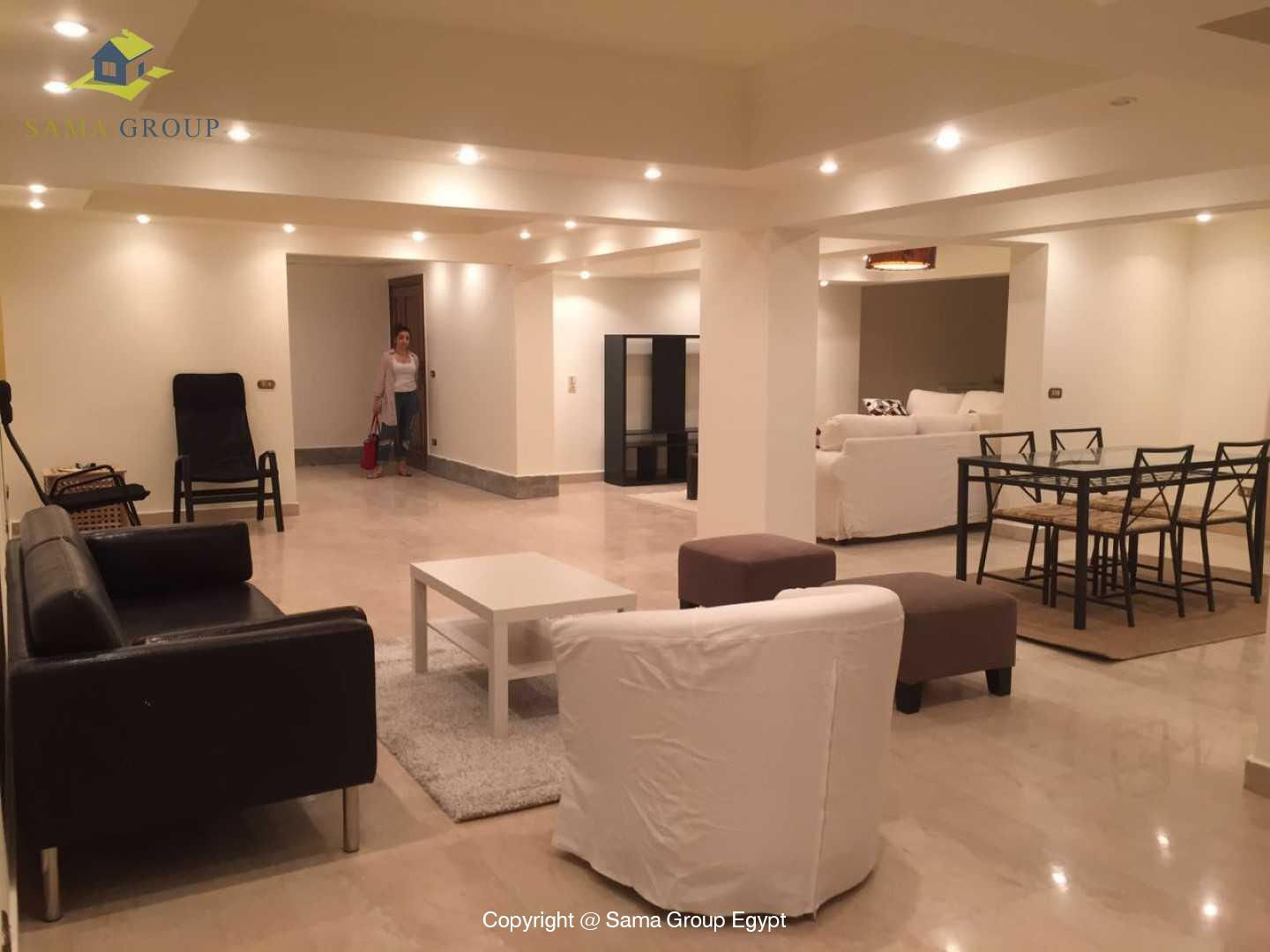 Modern Ground Floor For Rent In Maadi Degla,Modern Furnished,Ground Floor NO #16