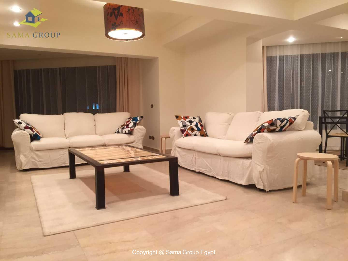 Modern Ground Floor For Rent In Maadi Degla,Modern Furnished,Ground Floor NO #7