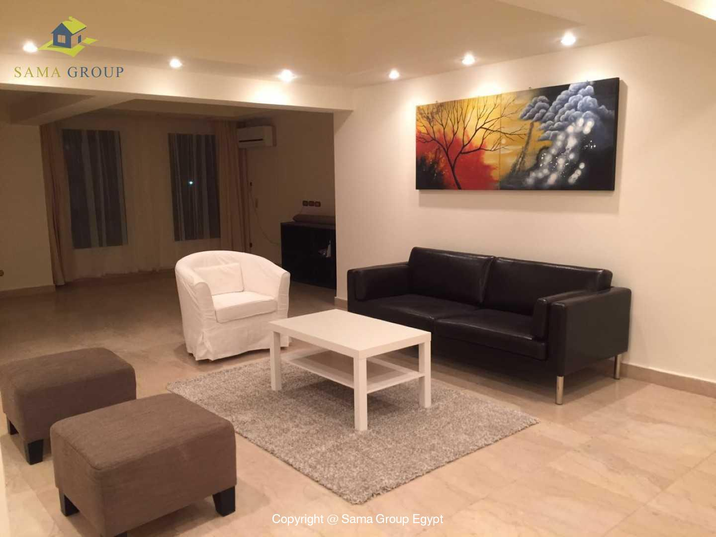 Modern Ground Floor For Rent In Maadi Degla,Modern Furnished,Ground Floor NO #22