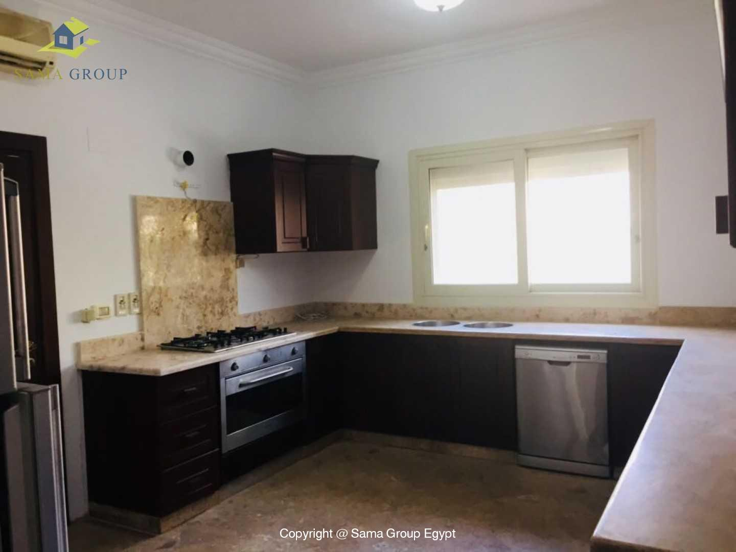 Villa For Rent In Katameya Heights,Modern Furnished,Villa NO #30