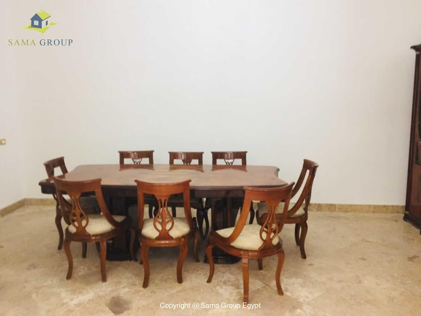 Villa For Rent In Katameya Heights,Modern Furnished,Villa NO #31