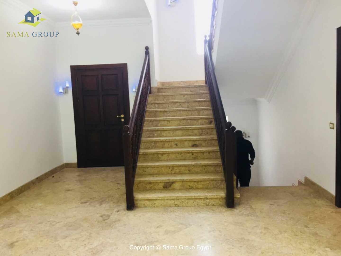 Villa For Rent In Katameya Heights,Modern Furnished,Villa NO #8