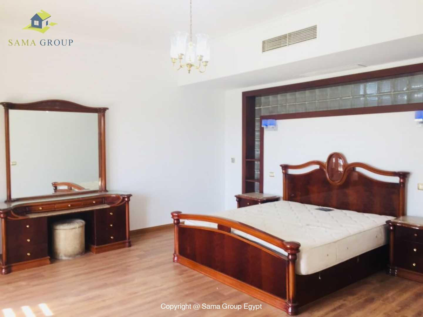 Villa For Rent In Katameya Heights,Modern Furnished,Villa NO #7