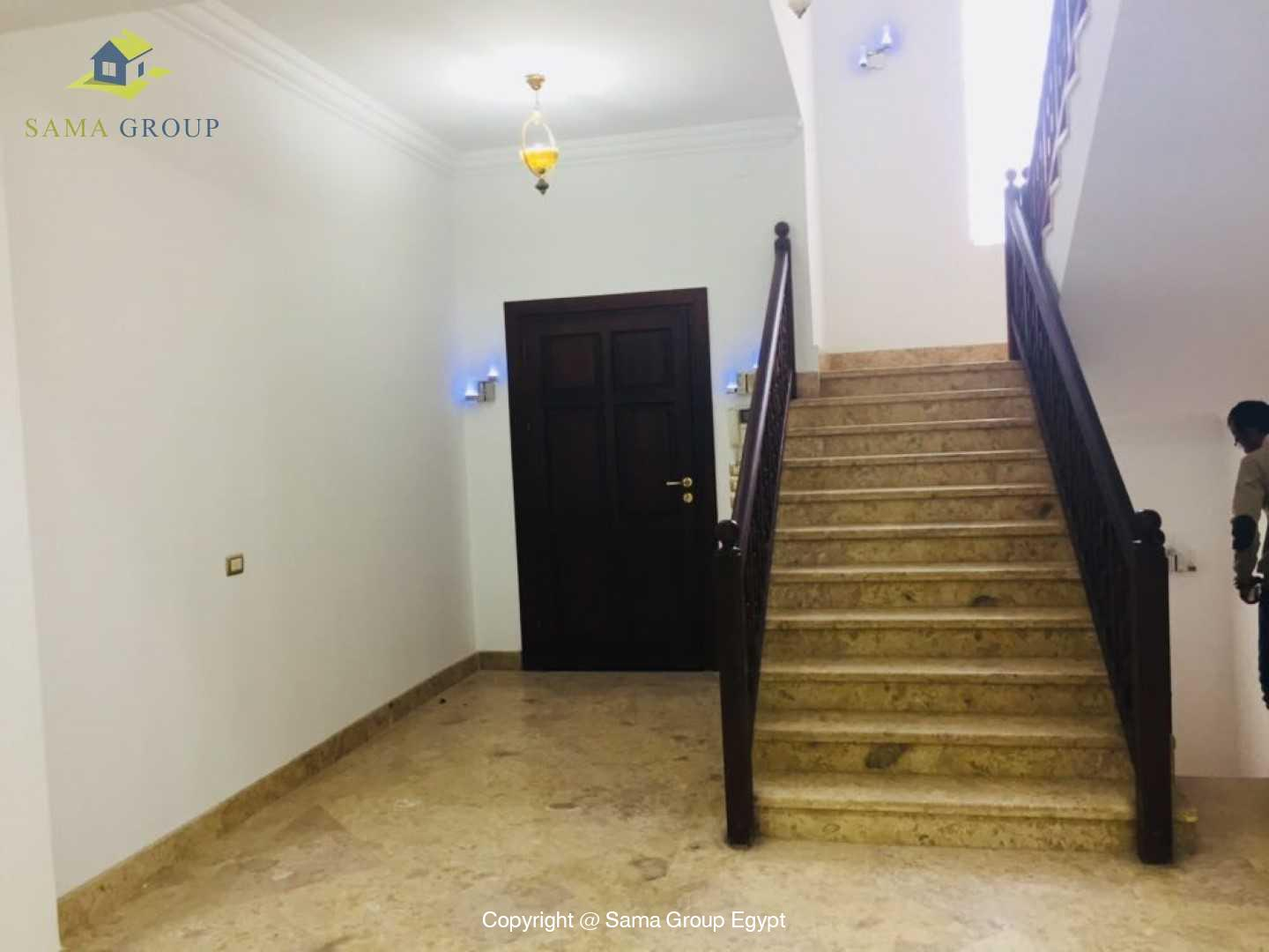 Villa For Rent In Katameya Heights,Modern Furnished,Villa NO #18