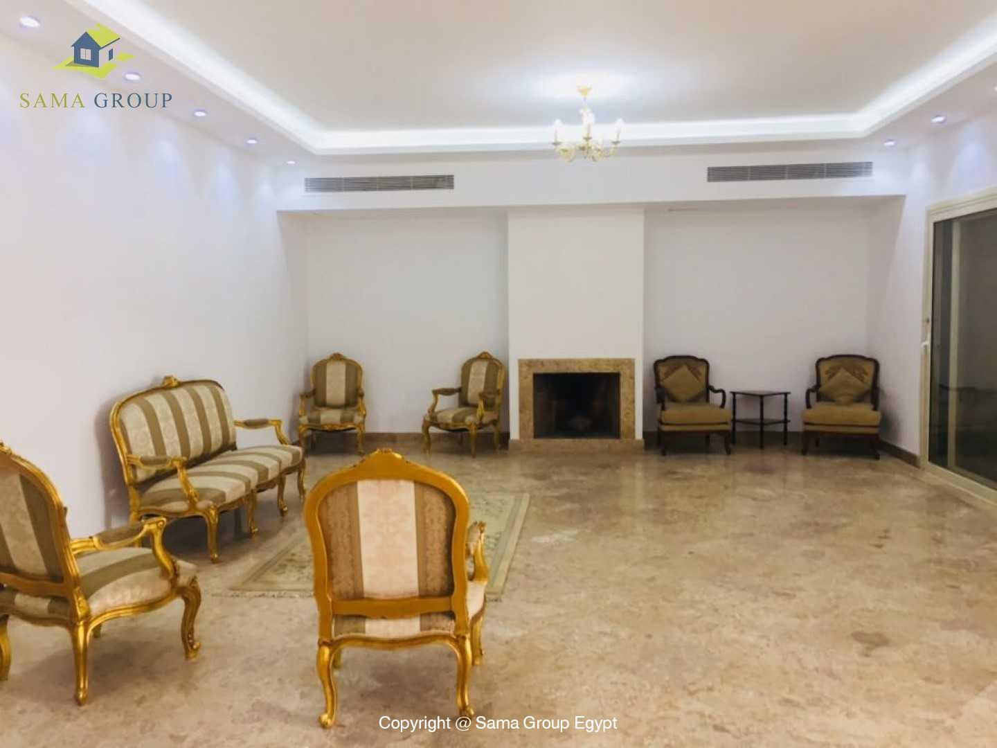 Villa For Rent In Katameya Heights,Modern Furnished,Villa NO #13