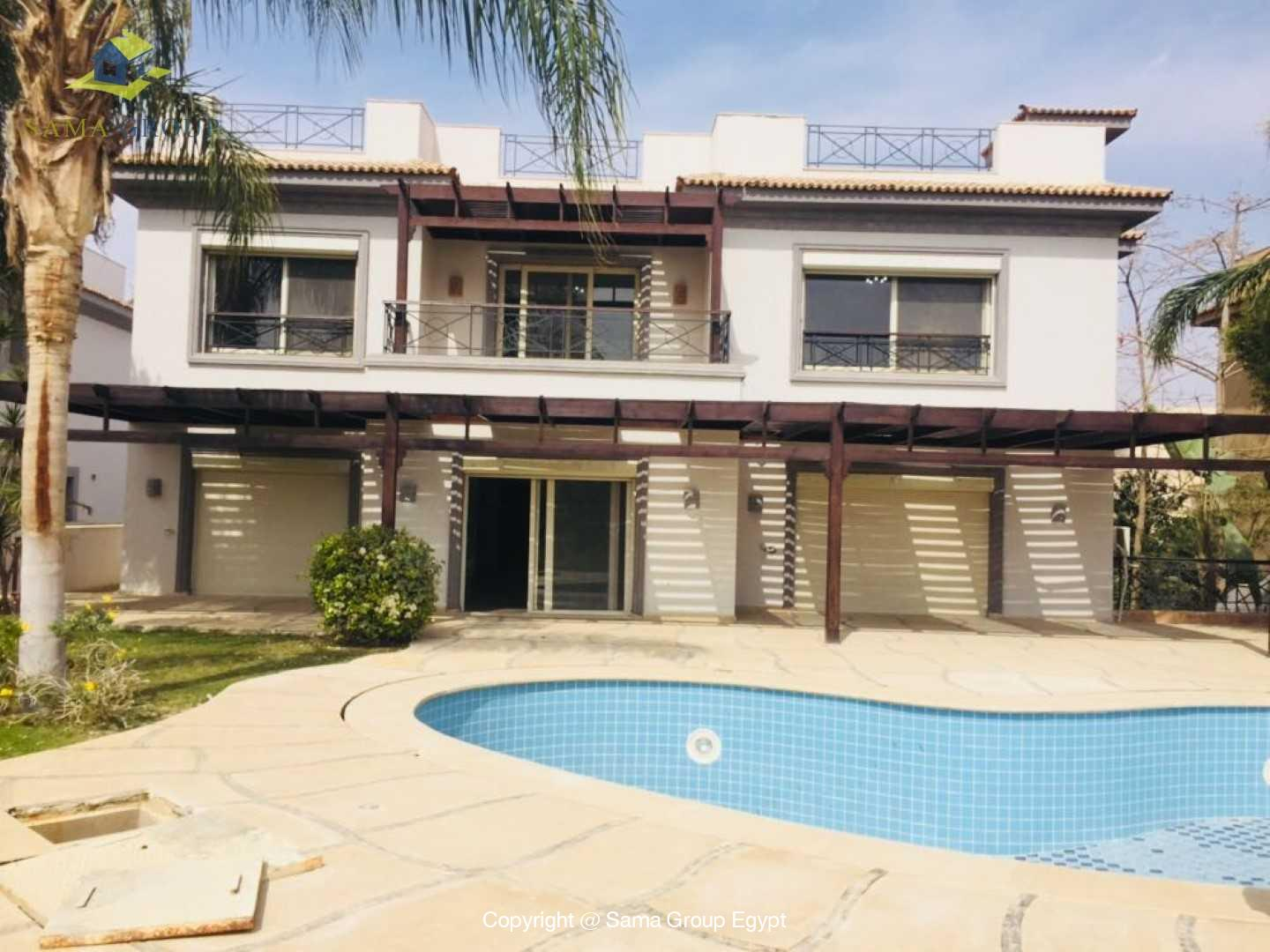 Villa For Rent In Katameya Heights,Modern Furnished,Villa NO #27