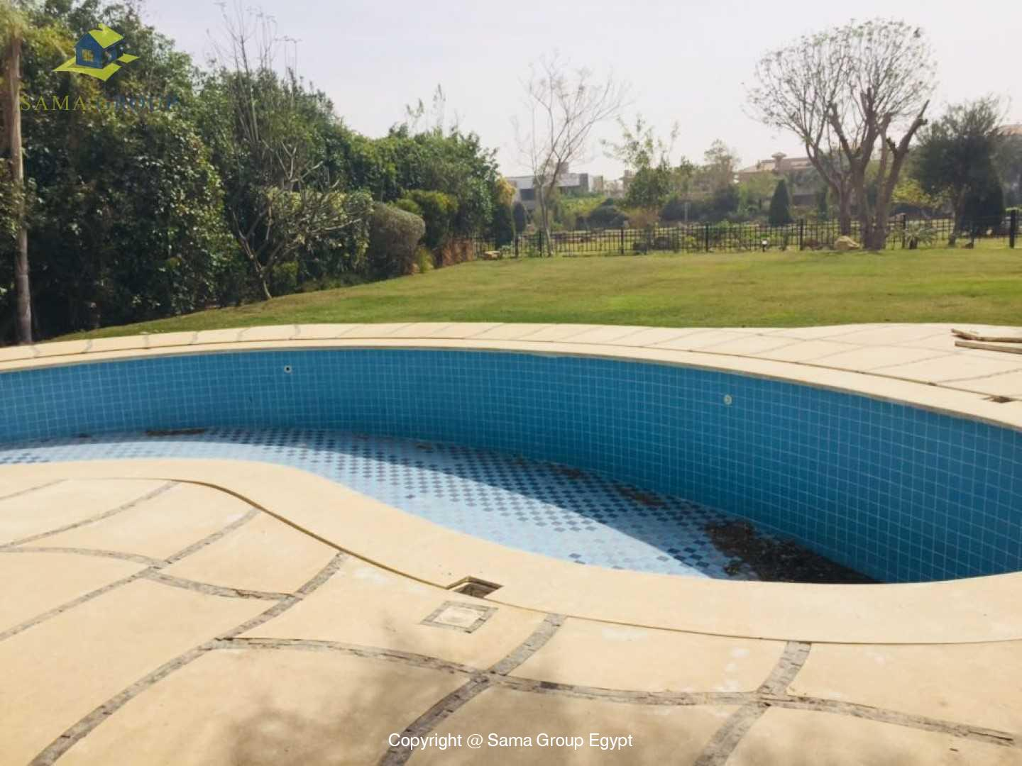 Villa For Rent In Katameya Heights,Modern Furnished,Villa NO #20