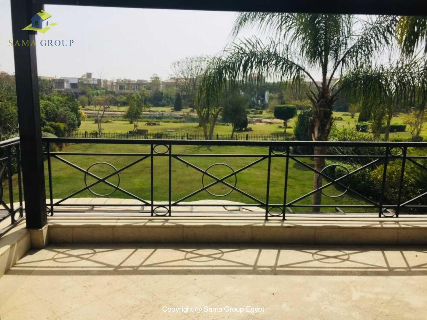 Villa For Rent In Katameya Heights,Modern Furnished,Villa NO #17