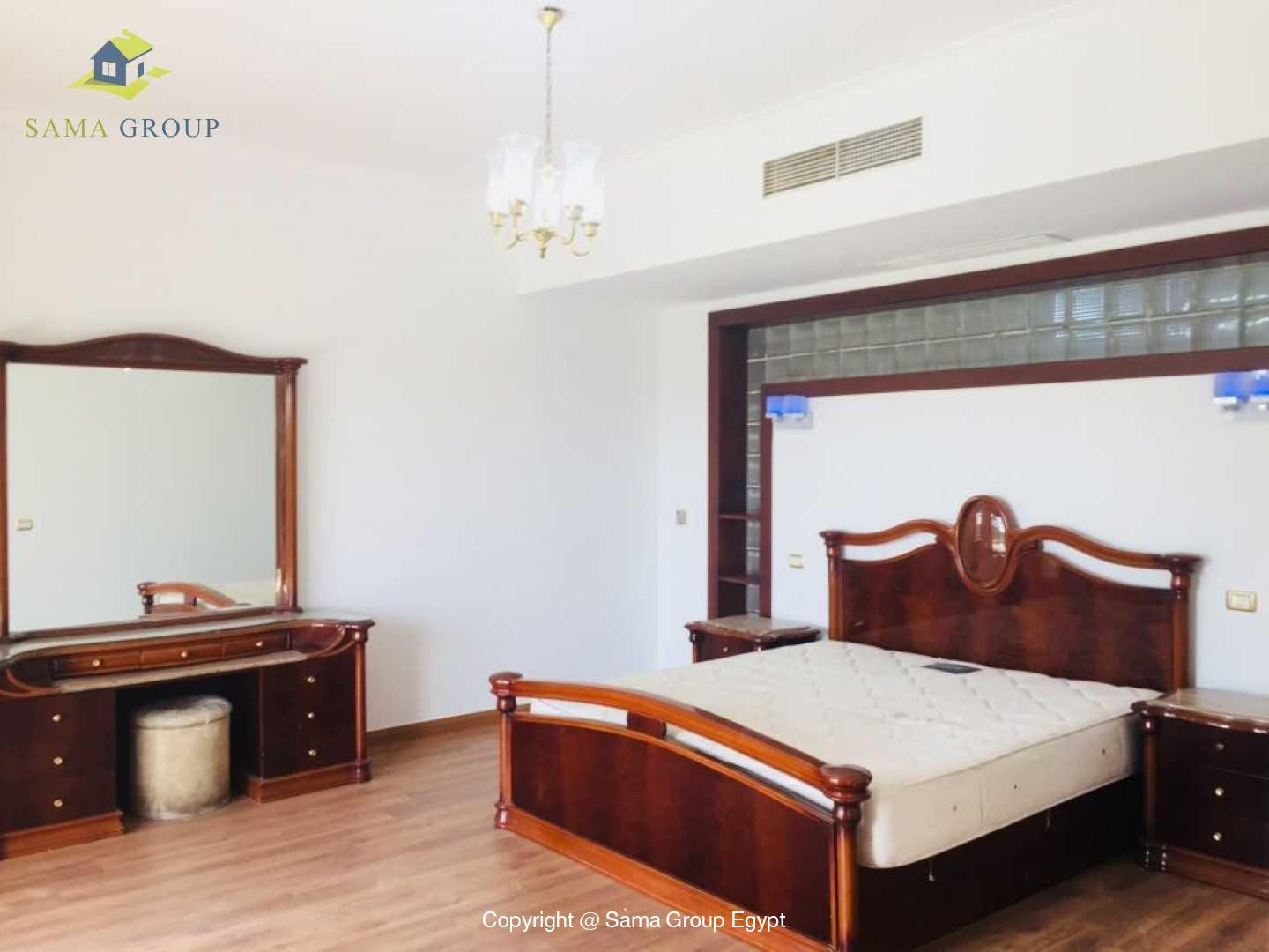 Villa For Rent In Katameya Heights,Modern Furnished,Villa NO #15