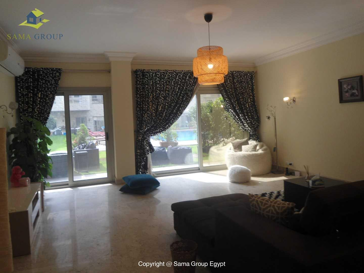 Brand New Ground Floor For Rent In Maadi,Modern Furnished,Ground Floor NO #15