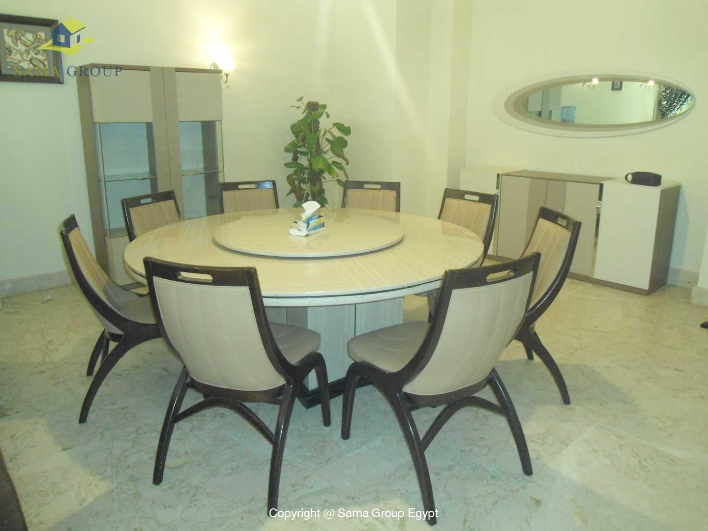 Brand New Ground Floor For Rent In Maadi,Modern Furnished,Ground Floor NO #19