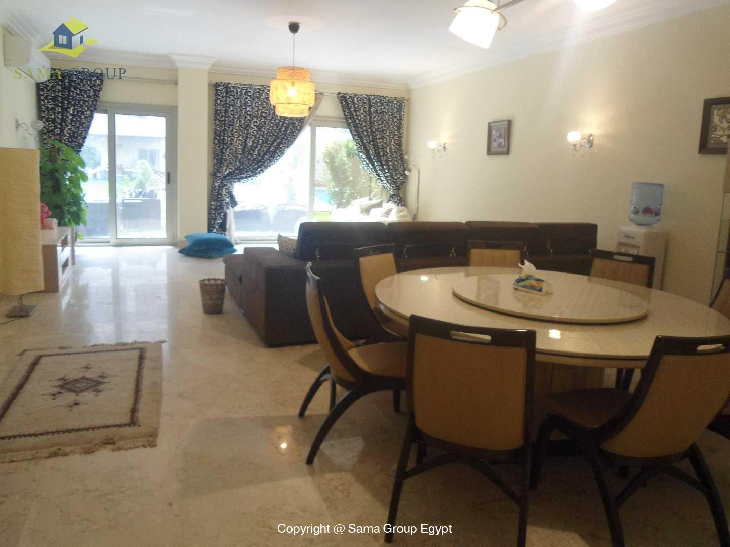 Brand New Ground Floor For Rent In Maadi,Modern Furnished,Ground Floor NO #20
