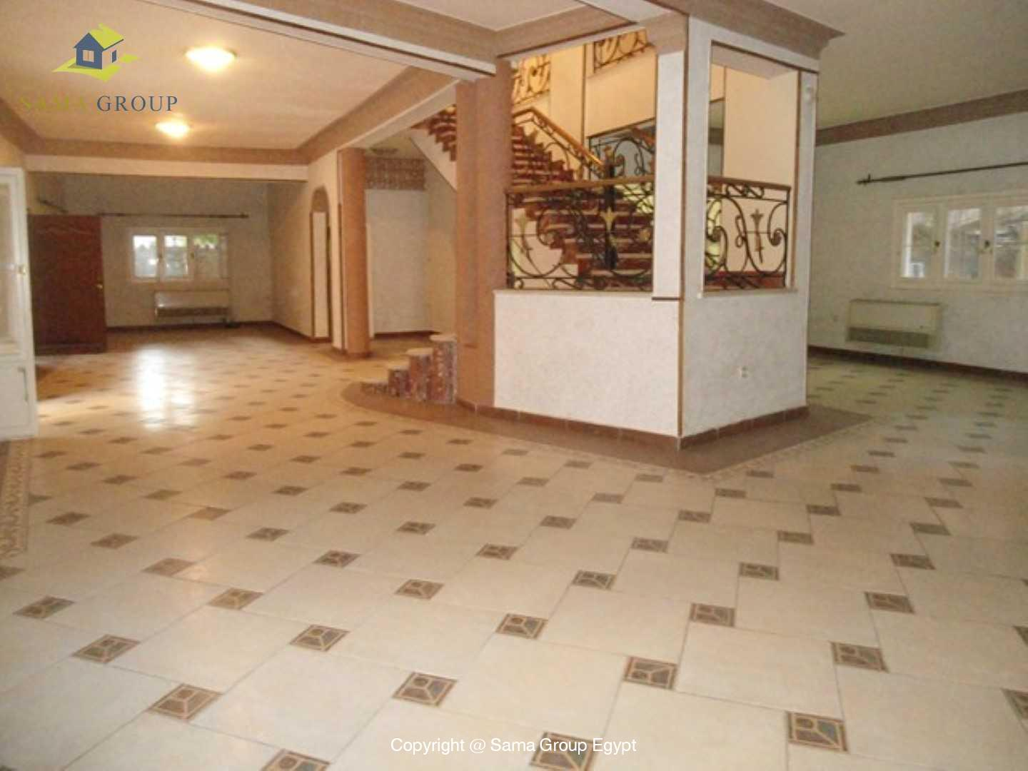 Villa For Rent In Maadi,Semi furnished,Villa NO #17
