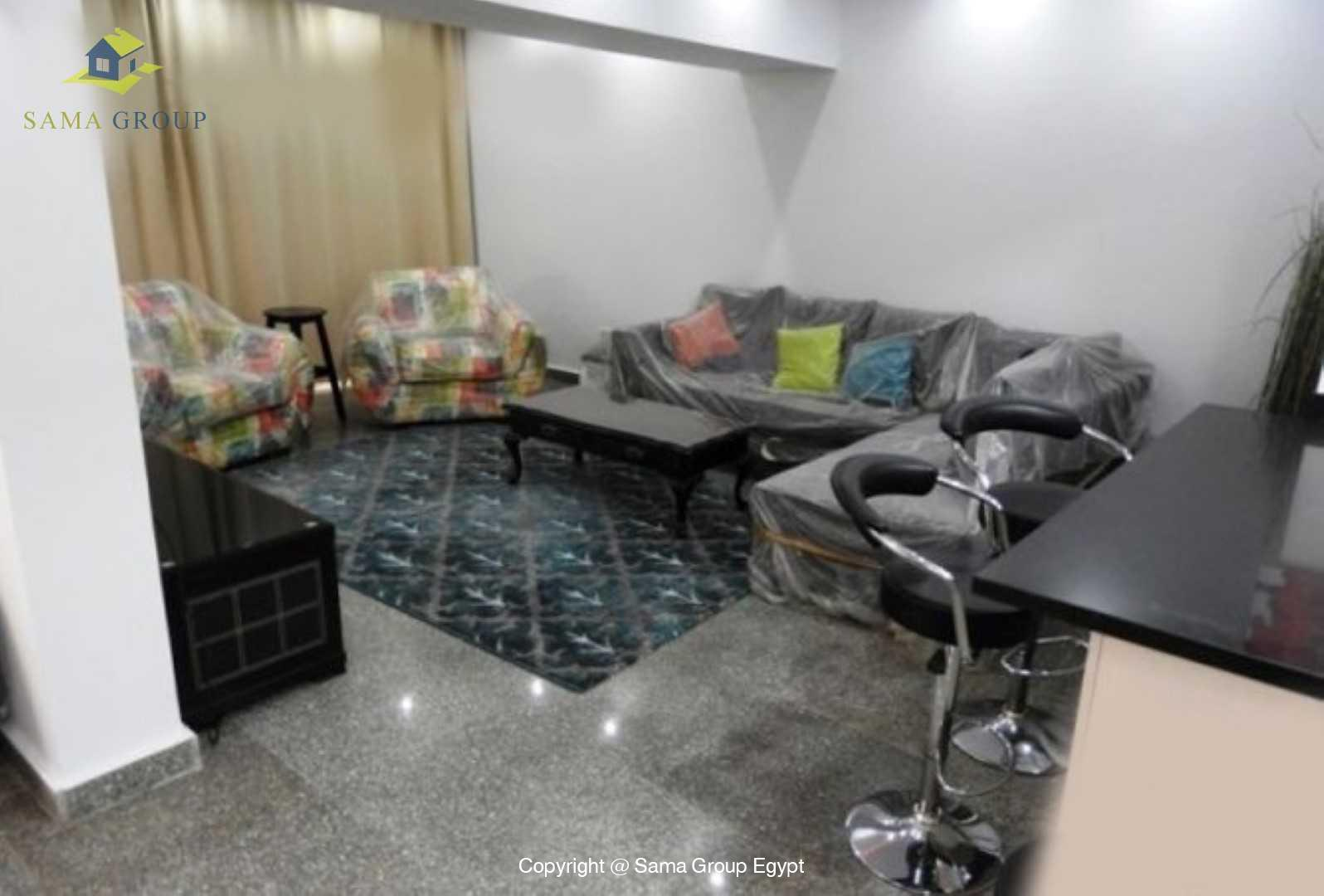 Ground Floor For Rent In Maadi,Modern Furnished,Ground Floor NO #1