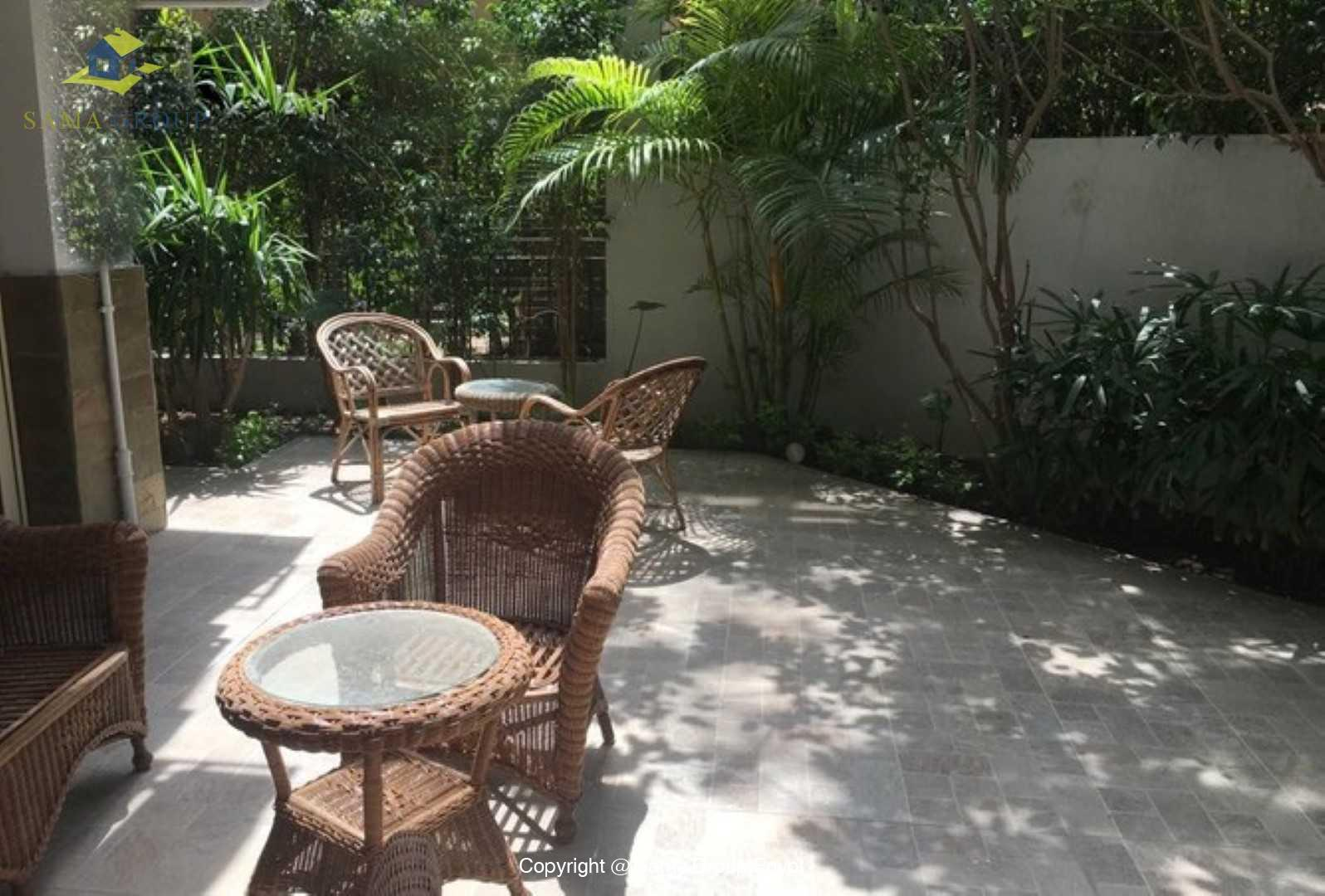 Ground Floor For Rent In Maadi,Modern Furnished,Ground Floor NO #8