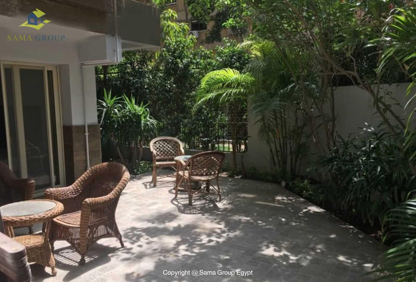 Ground Floor For Rent In Maadi,Modern Furnished,Ground Floor NO #3