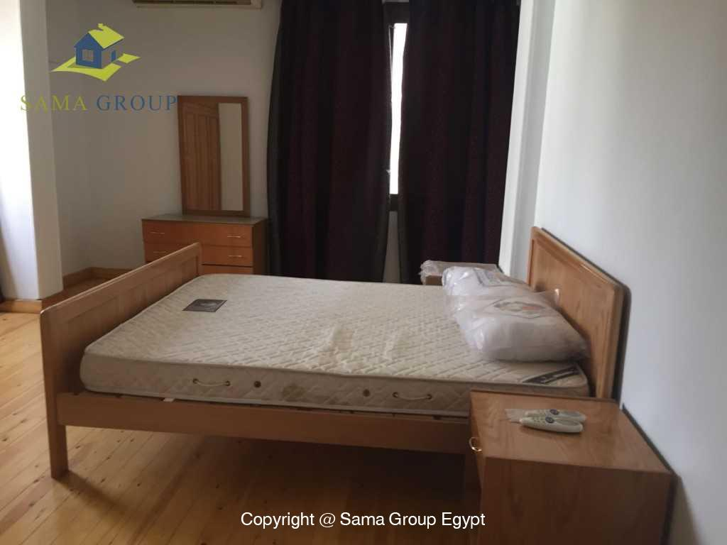 Furnished Apartment Duplex Roof For Rent In Maadi,Furnished,Penthouse NO #2