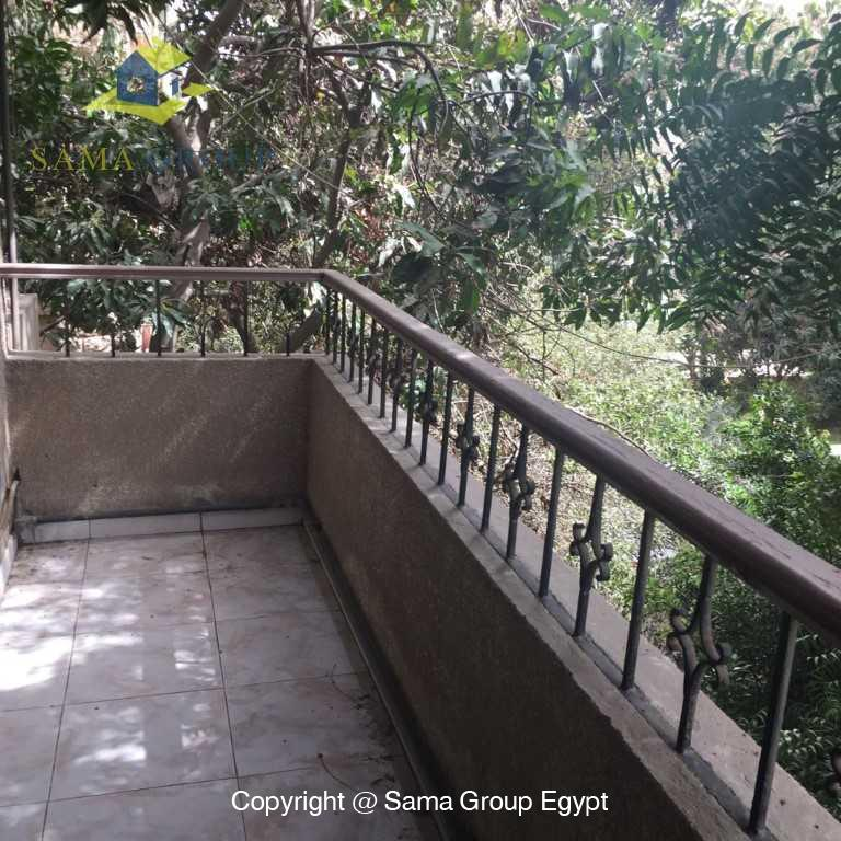 Furnished Apartment Duplex Roof For Rent In Maadi,Furnished,Penthouse NO #5