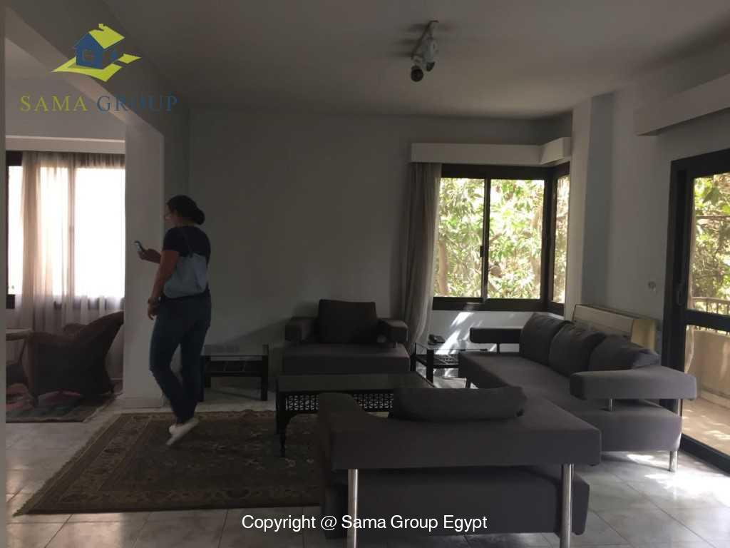 Furnished Apartment Duplex Roof For Rent In Maadi,Furnished,Penthouse NO #7