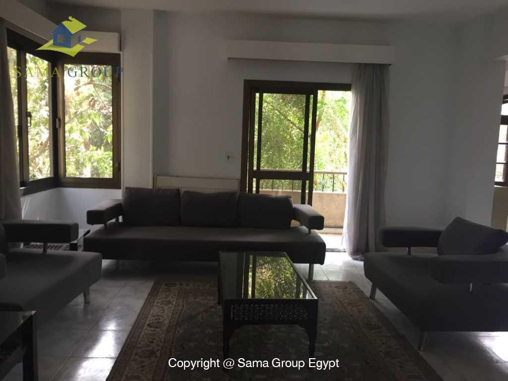Furnished Apartment Duplex Roof For Rent In Maadi,Furnished,Penthouse NO #11
