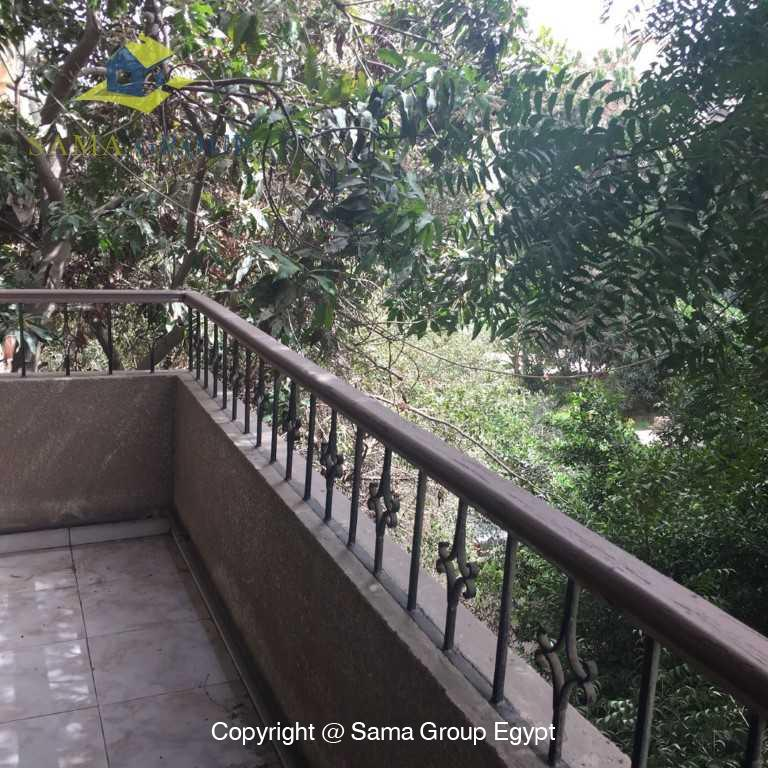 Furnished Apartment Duplex Roof For Rent In Maadi,Furnished,Penthouse NO #12