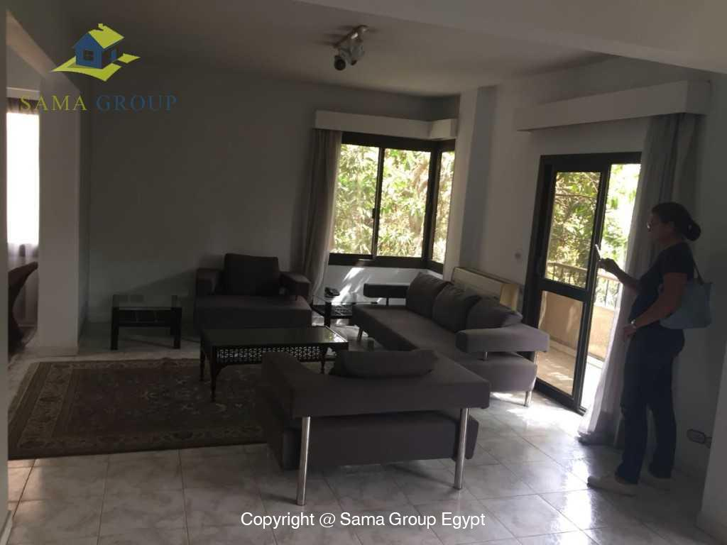 Furnished Apartment Duplex Roof For Rent In Maadi,Furnished,Penthouse NO #13