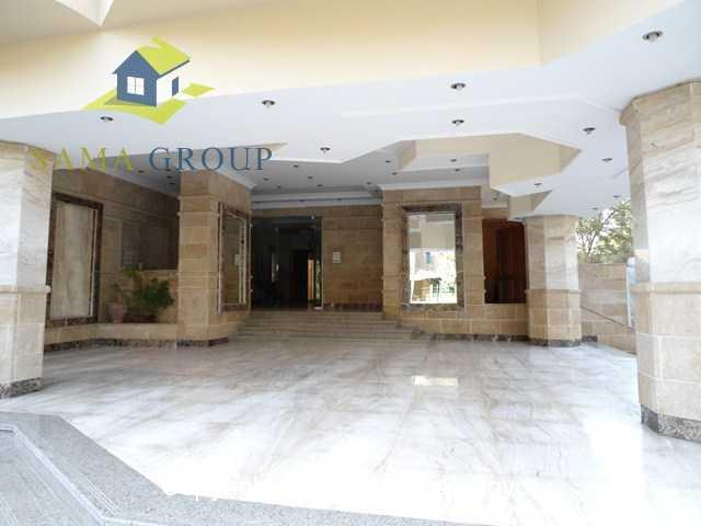 Apartment Ground Floor Duplex For Sale In Maadi,Semi furnished,Ground Floor - duplex NO #20