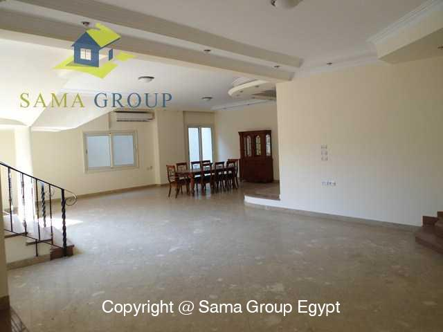 Apartment Ground Floor Duplex For Sale In Maadi,Semi furnished,Ground Floor - duplex NO #21