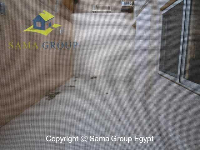 Apartment Ground Floor Duplex For Sale In Maadi,Semi furnished,Ground Floor - duplex NO #27