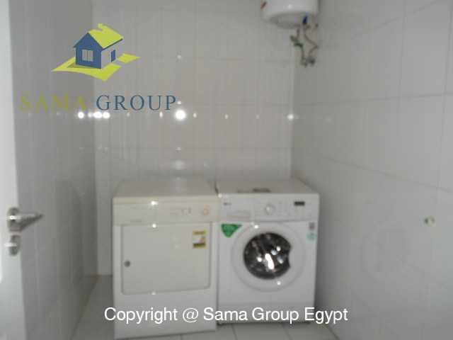 Apartment Ground Floor Duplex For Sale In Maadi,Semi furnished,Ground Floor - duplex NO #29