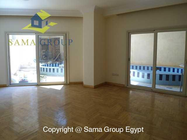Apartment Ground Floor Duplex For Sale In Maadi,Semi furnished,Ground Floor - duplex NO #31