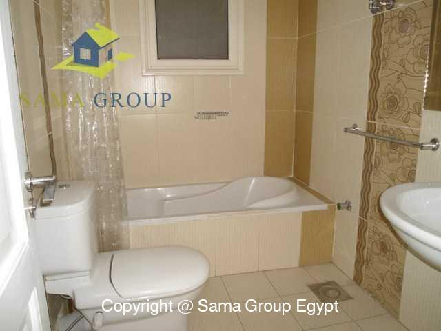 Apartment Ground Floor Duplex For Sale In Maadi,Semi furnished,Ground Floor - duplex NO #35