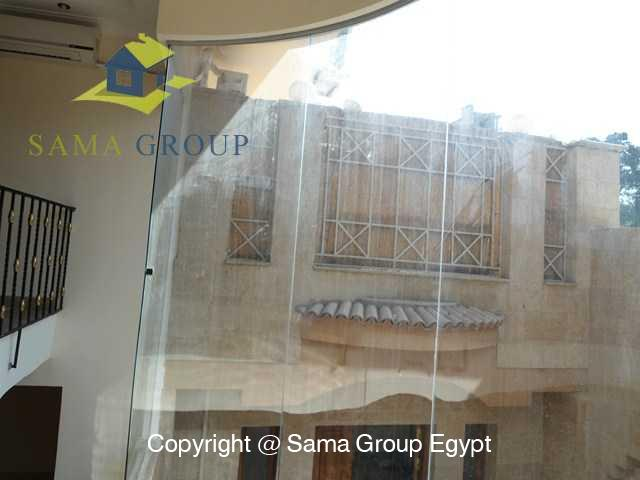 Apartment Ground Floor Duplex For Sale In Maadi,Semi furnished,Ground Floor - duplex NO #18