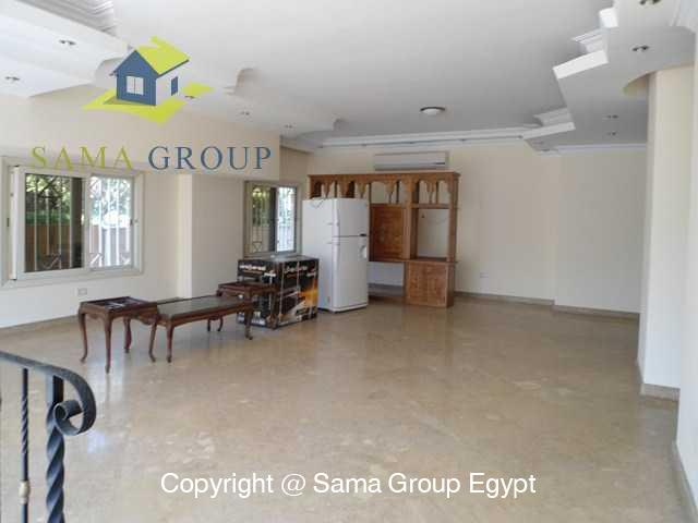 Apartment Ground Floor Duplex For Sale In Maadi,Semi furnished,Ground Floor - duplex NO #3