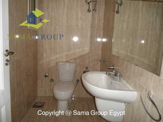 Apartment Ground Floor Duplex For Sale In Maadi,Semi furnished,Ground Floor - duplex NO #7