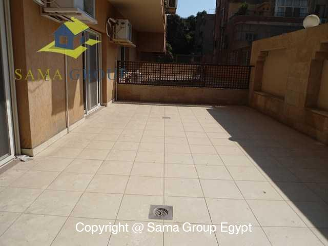 Apartment Ground Floor Duplex For Sale In Maadi,Semi furnished,Ground Floor - duplex NO #10